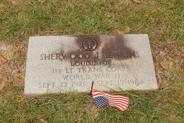 Blackwell Cemetery, Folsom, LA